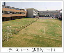 テニスコート(多目的コート)