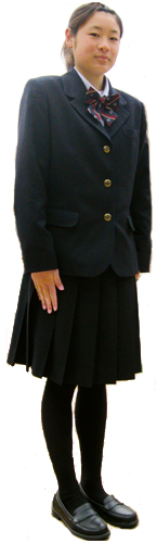 女子制服(夏服)
